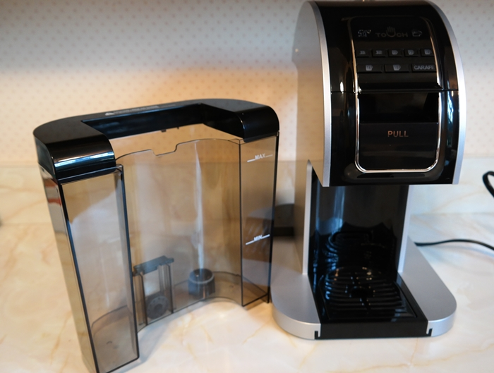Touch Coffee Brewer Tank