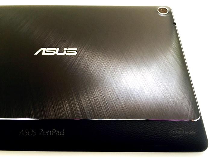 Asus ZenPad S8 Back Intel