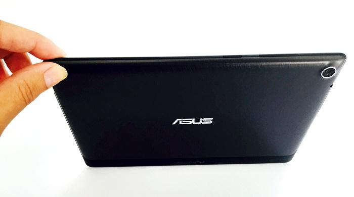 Asus ZenPad S8 Back