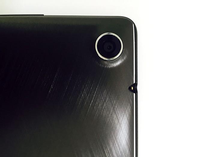 Asus ZenPad S8 Camera