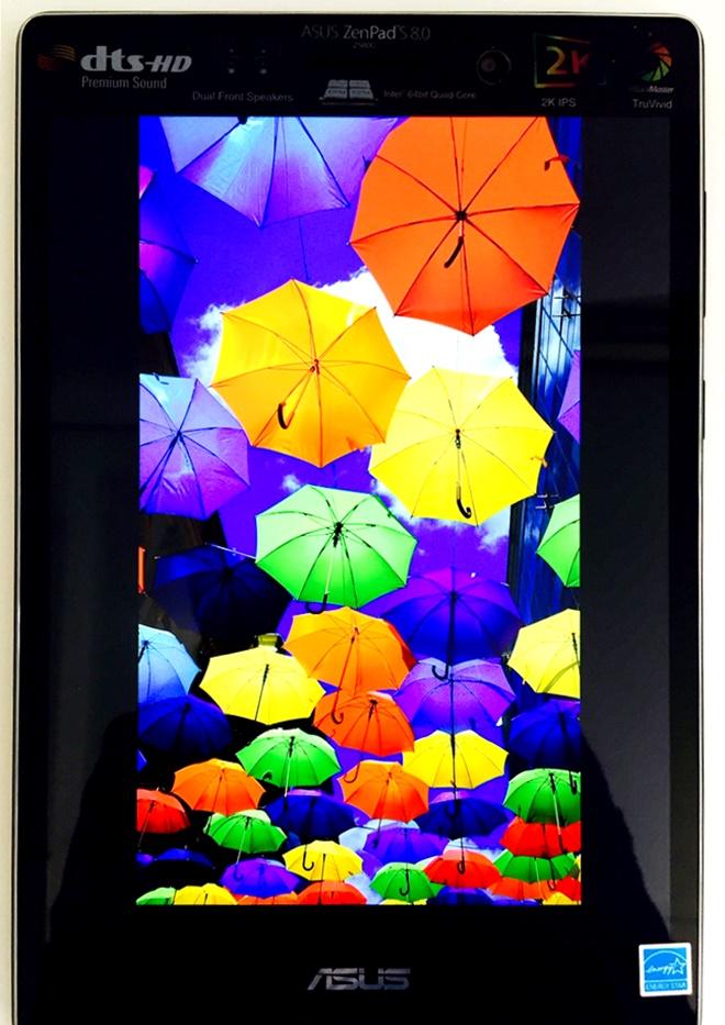 Asus ZenPad S8 Colors