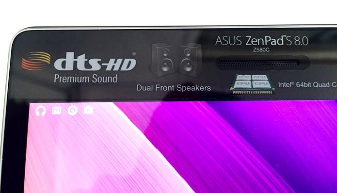 Asus ZenPad S8 Speaker
