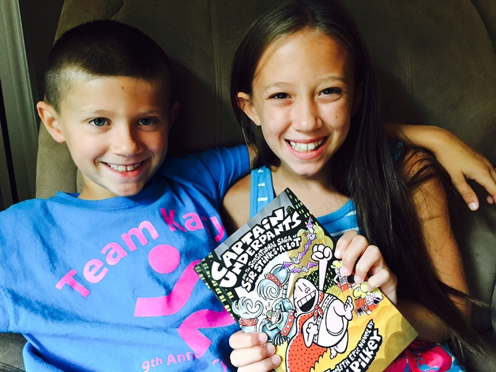 Captain Underpants Review