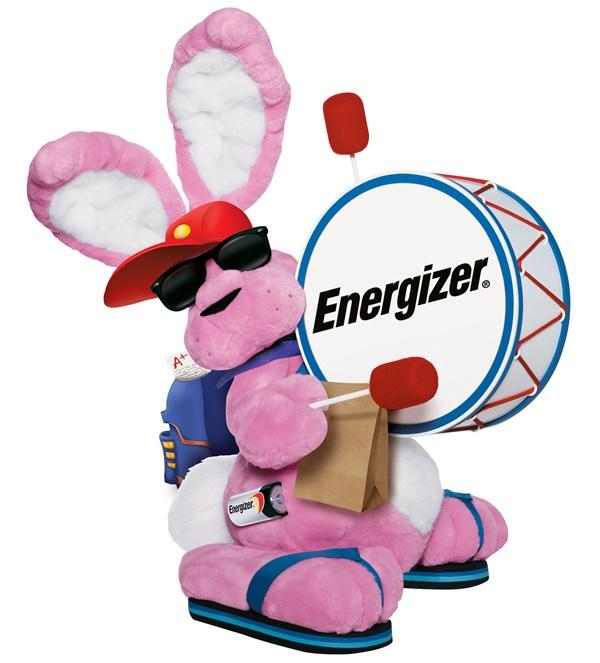 Energizer Bunny Back To School