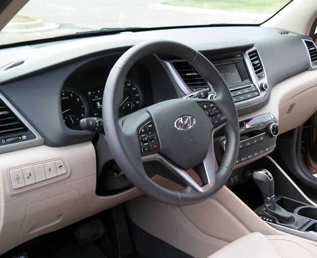 Hyundai Tucson Review