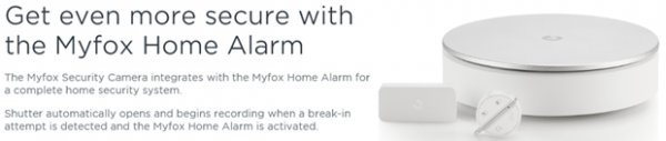myfox review a smart home security camera. Black Bedroom Furniture Sets. Home Design Ideas