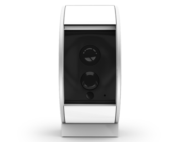 A Smart Home Security Camera From Myfox