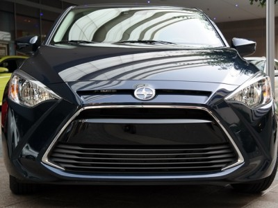 2016 Scion iA Front Grill