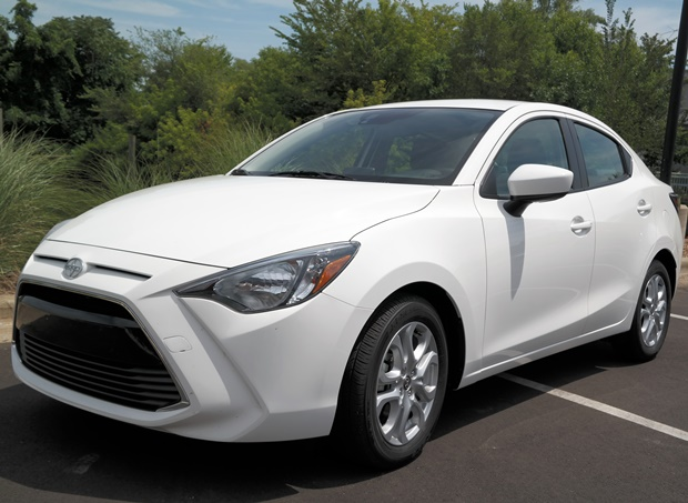 2016 Scion iA Side