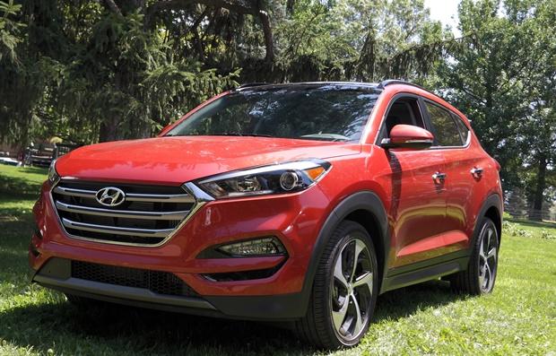 The New Hyundai Tucson – A Fun Car To Drive