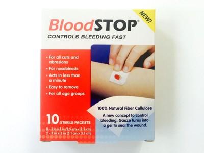 BloodStop Featured