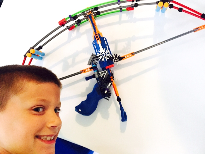 Knex Battle Bow Building Set Review