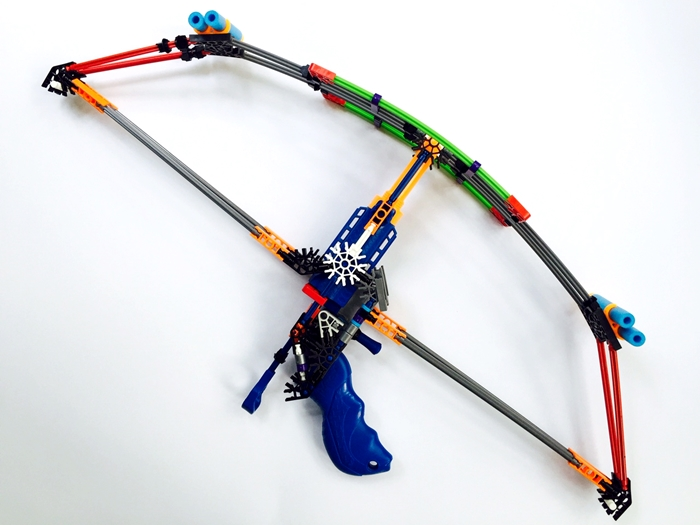 Knex BBattle Bow Building Set