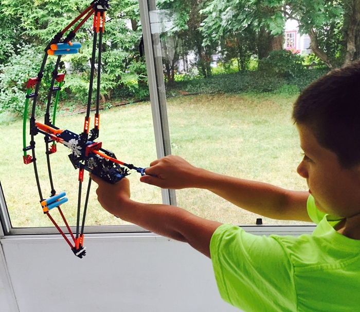 Knex Battle Bow Set