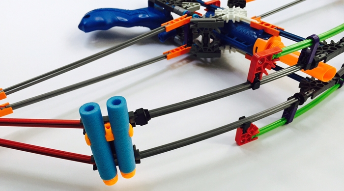 Knex Battle Bow