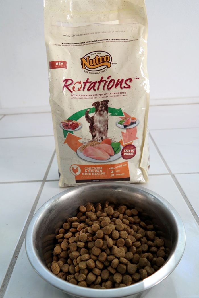 Nutro Rotations Chicken & Brown Rice
