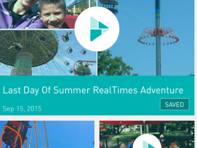 RealTimes App Featured
