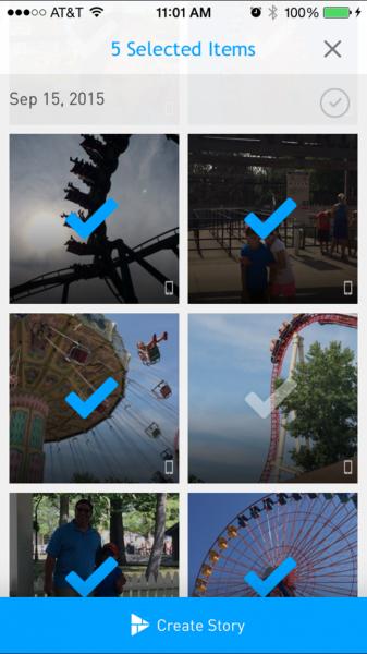 RealTimes App Photos