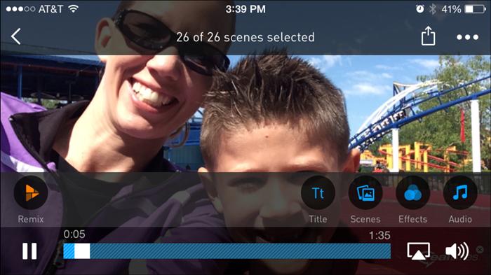 RealTimes App Story Edit