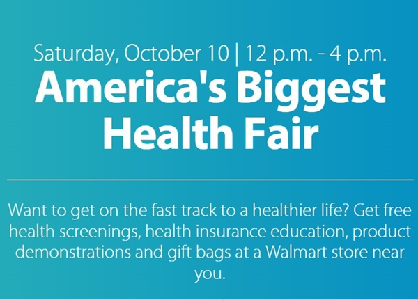 America's Biggest Health Fair