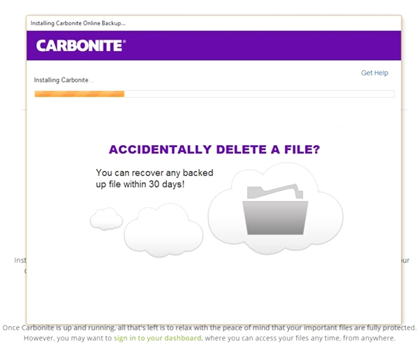 Automatically Backup Your Photos & Files With Carbonite – Promo Code
