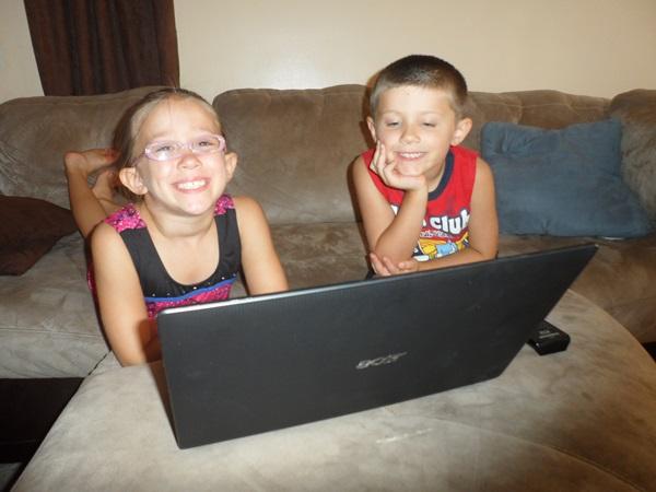 Kids Tech Laptop