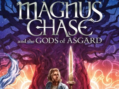 Magnus Chase Cover Featured