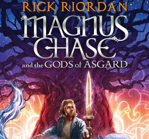 Read The First 5 Chapters Of Magnus Chase And The Gods Of Asgard