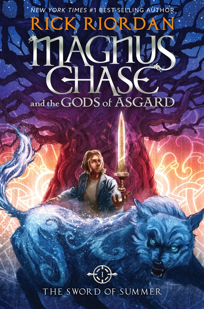 Magnus Chase Cover