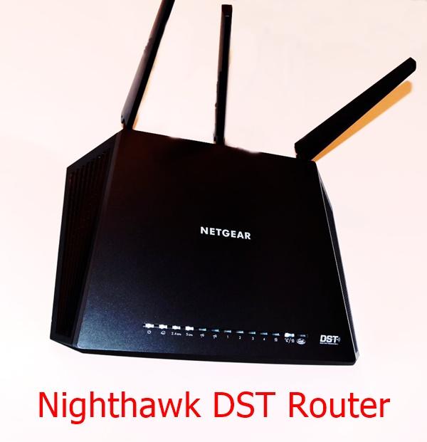 Netgear Nighthawk DST Router