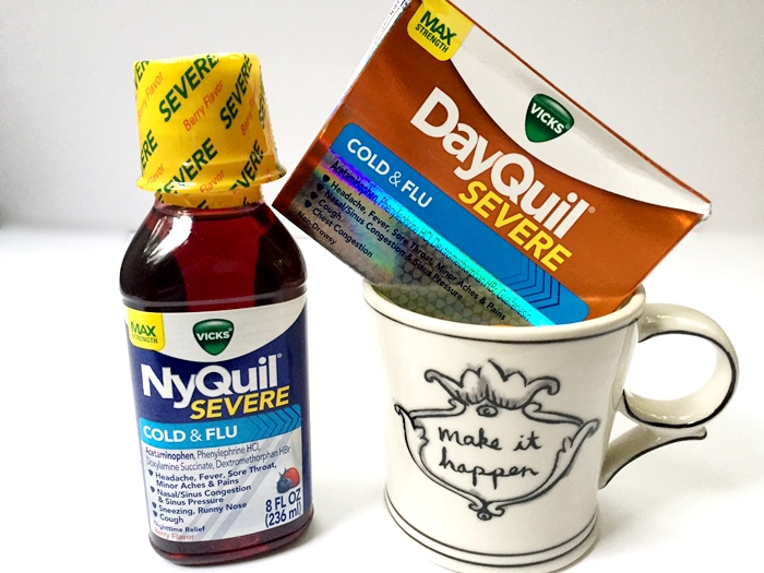 NyQuil & DayQuil