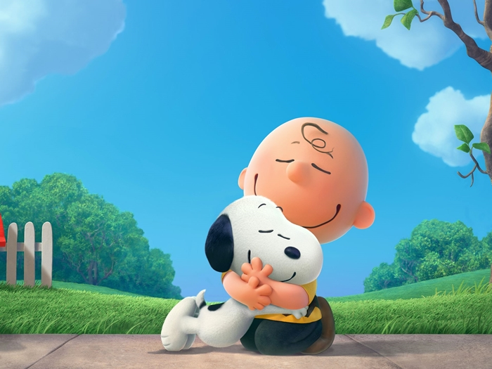 Peanuts Movie Snoopy Charlie Brown