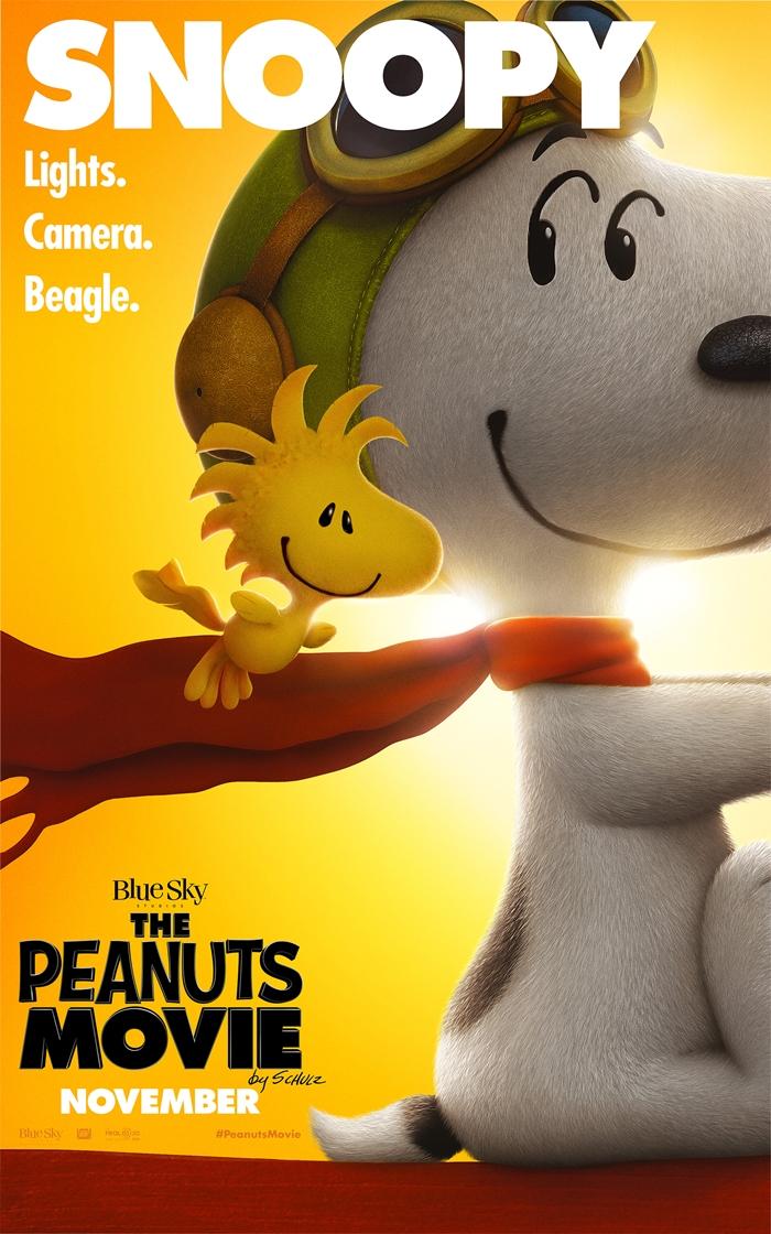 Peanut s Movie Snoopy