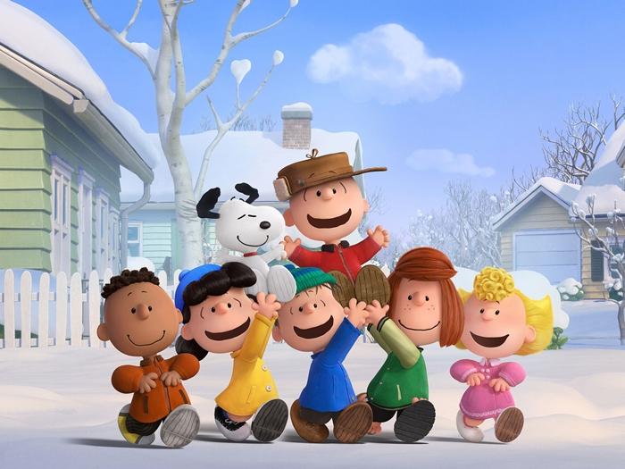Peantus Movie Winter