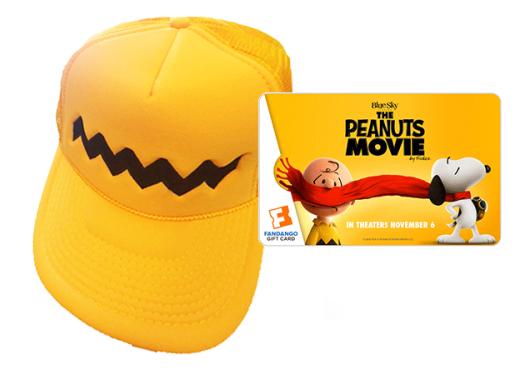 Peanuts Prize Pack