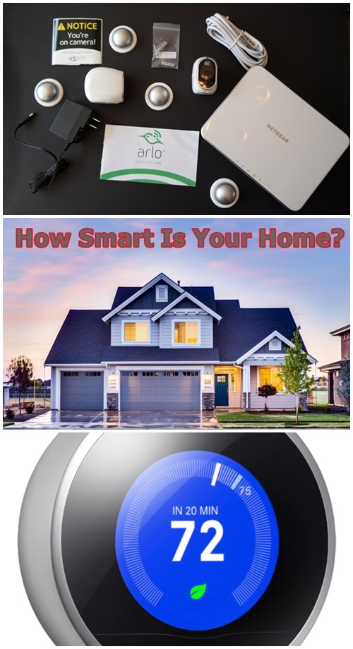 Smart Home Apps - Make your home smarter with these easy to install apps and products