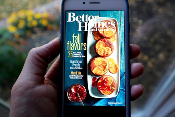 Texture App Magazines On The Go