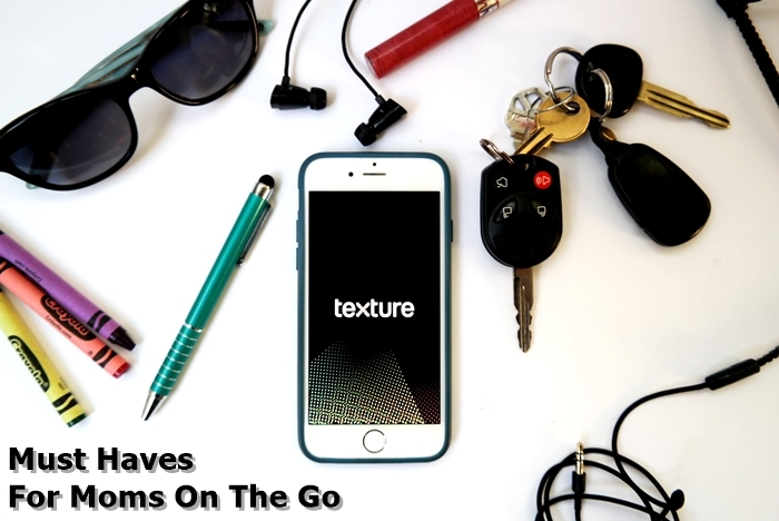 Must Haves For Moms On The Go