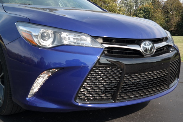 Toyota Camry – Bold, Safe & Tech'd Out – No Wonder They're In Every Driveway