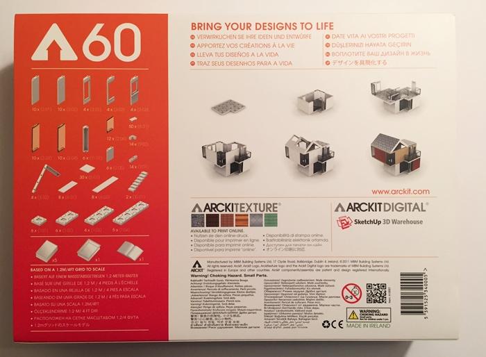 Arckit 60 Building Kit Review