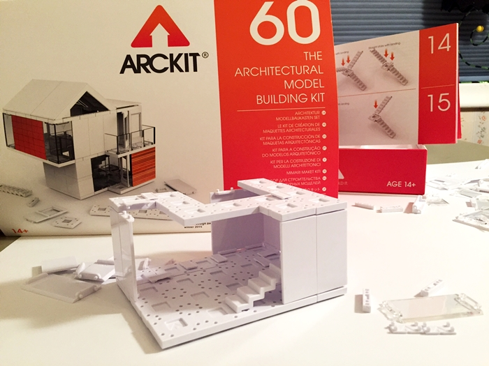 Arckit Model Building Kit