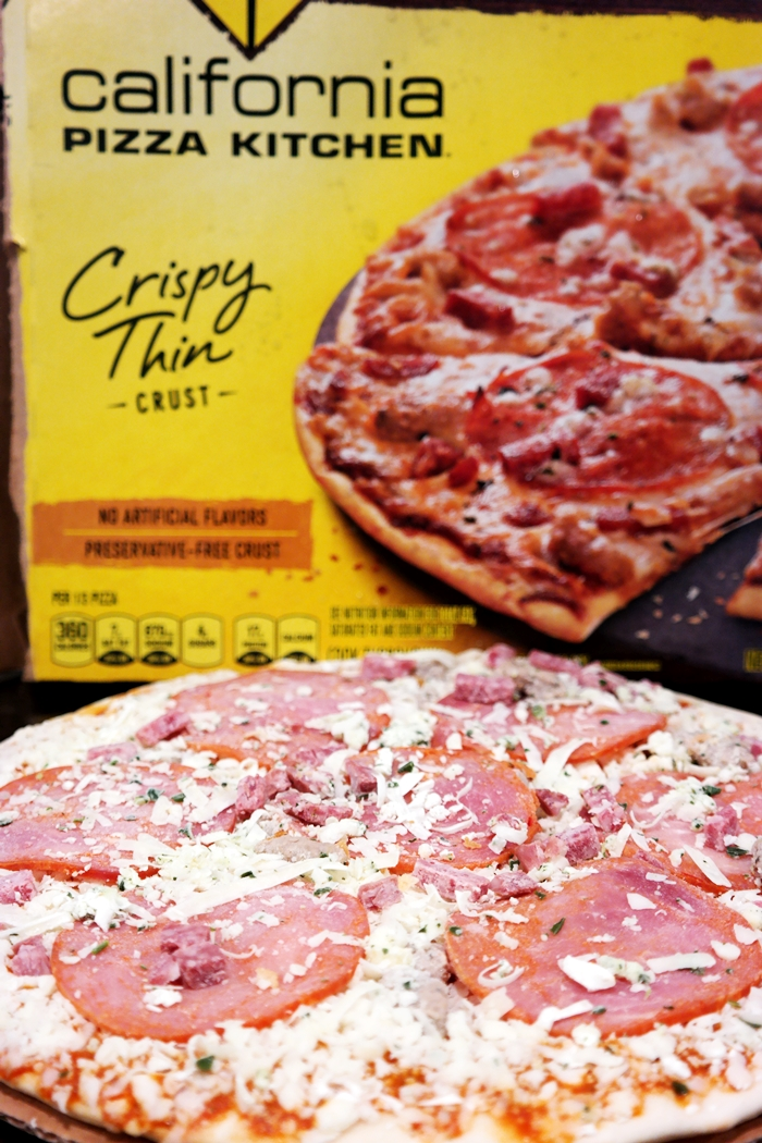 California Pizza Kitchen Frozen Pizza