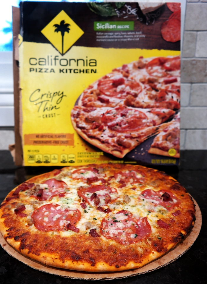 California Pizza Kitchen Sicilian