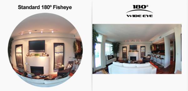 D-Link vs Fisheye