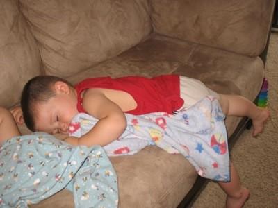 Kid Sleeping featured