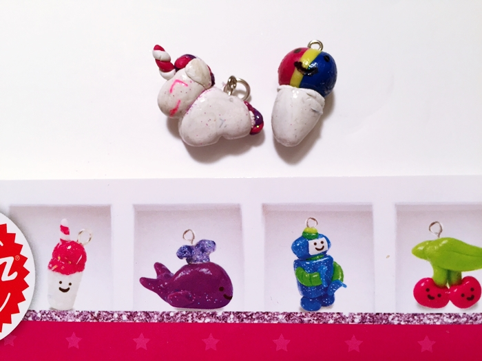Klutz Glitter Clay Charms Kit