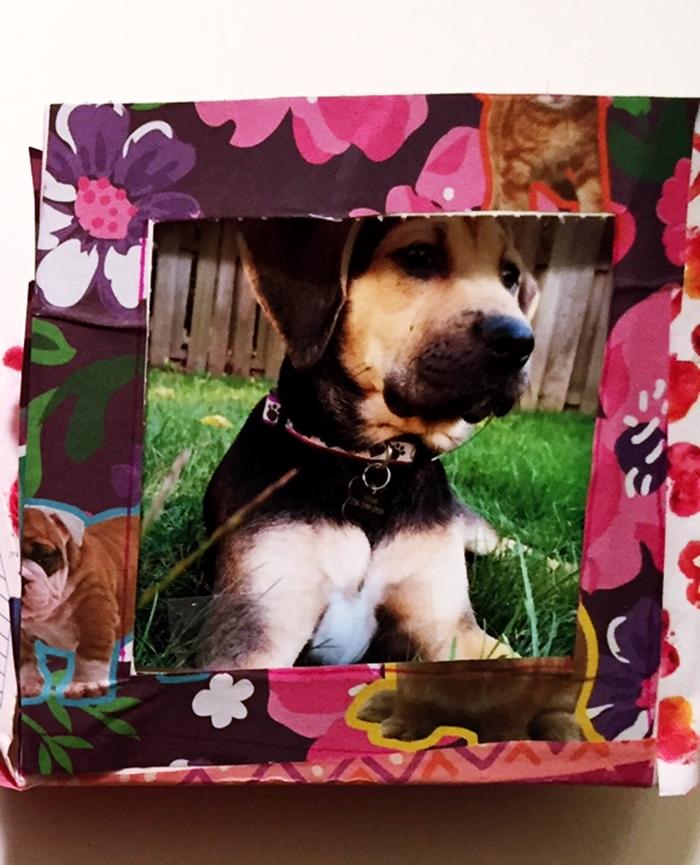 Klutz Pop Collage Frame