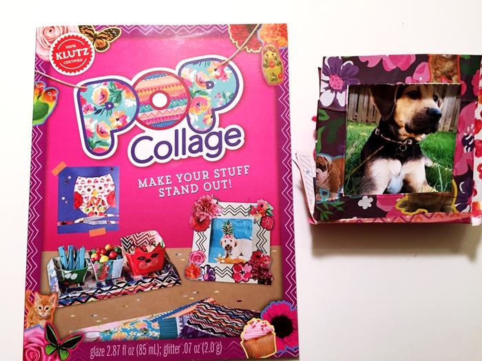 Klutz Pop Collage