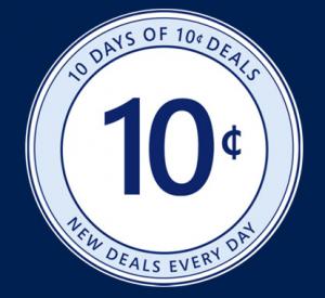 Microsoft 10 Cent Logo