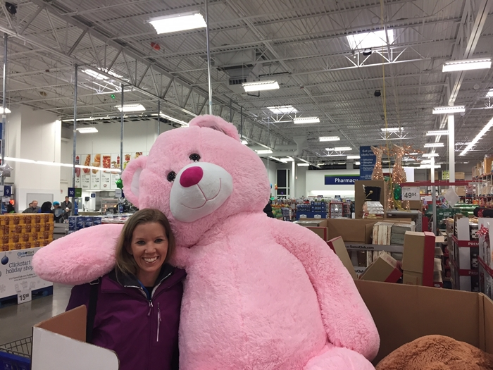 Sam's Club Bear